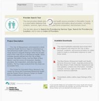 Mental & Behavioral Health Service Providers